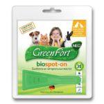 GreenFort neo БиоКапли для кошек, собак, кроликов и других грызунов